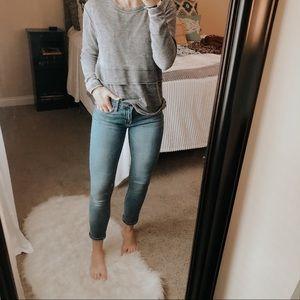 Gap Girlfriend Low Rise Jeans